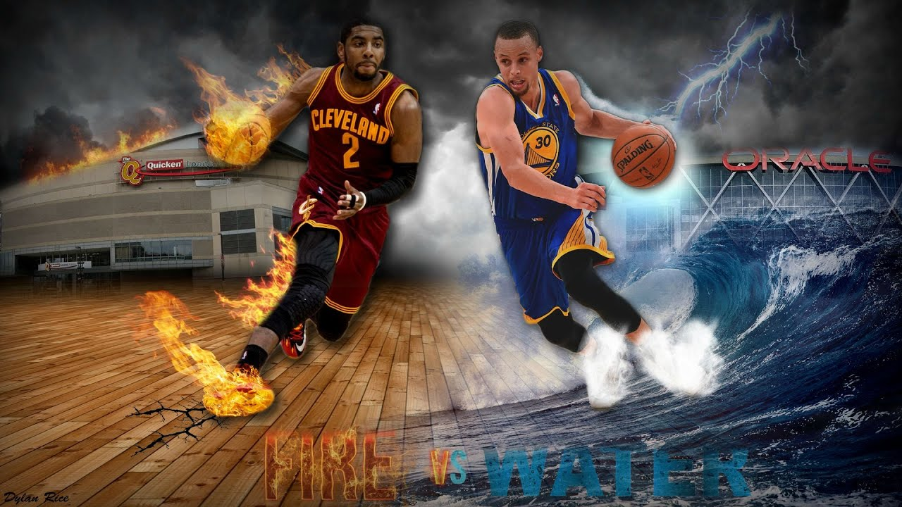 Stephen Curry VS Kyrie Irving Crossover Duel - YouTube