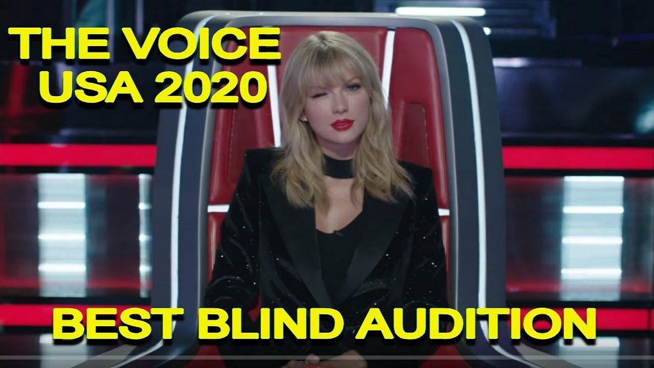 The Voice USA 2020 - Best Blind Auditions Of The Voice usa  - PART 1