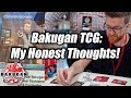 Bakugan TCG: My Honest Thoughts! | Part 1