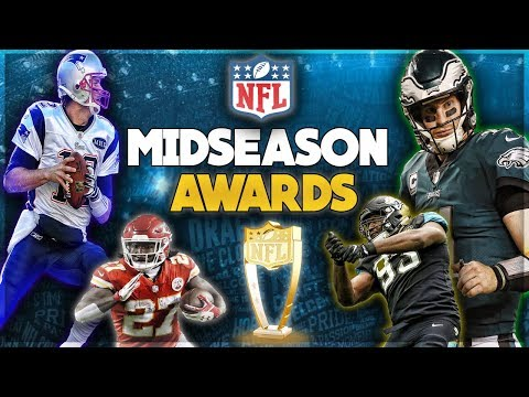 MID-SEASON AWARD WINNERS | SHOCKING MVP Pick + Offensive + Defensive Rookie Of The Year Votes