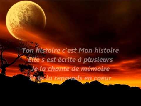Mon histoire, C'est Ton histoire ( Enrico Macias ).wmv