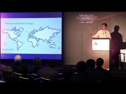 DCD Enterprise: Plenary 4 Project Natick: Microsoft's undersea data center