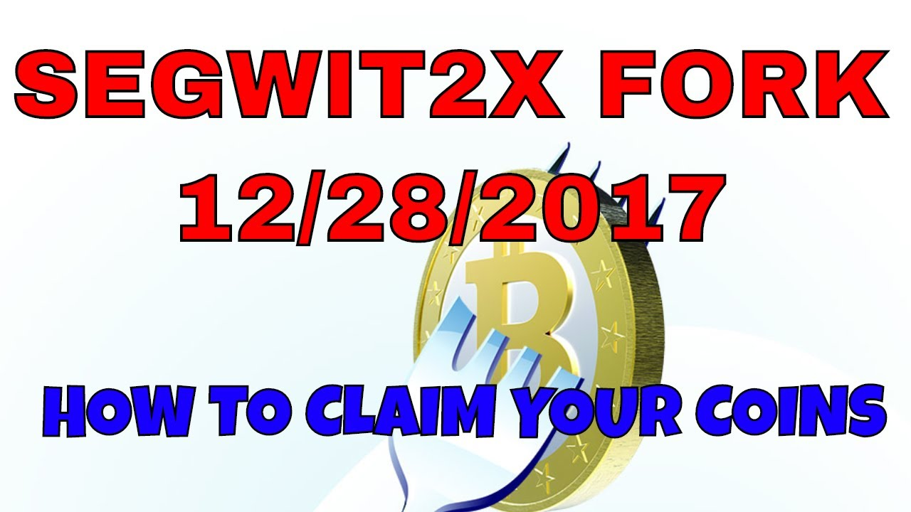 How to get your segwit2x coins bitcoin is forking in 2 days how to get your segwit2x coins bitcoin is forking in 2 days december 28 2017 ccuart Images
