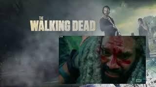 The Walking Dead 8x04 'ENDING SCENE' Shiva's Death Scene Season 8 Episode 4