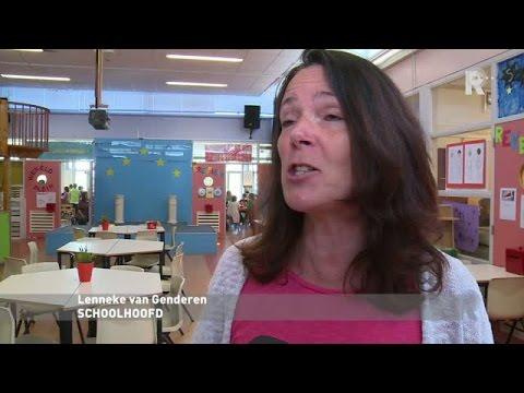 Dordtse school neemt in stijl afscheid van supervrijwilliger Jos