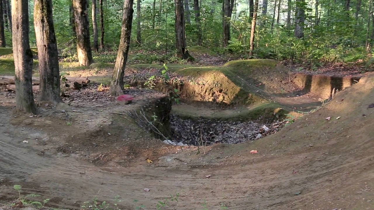 BMX and Mountain Bike