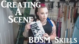 🏓 Creating a Kinky Play Scene Tutorial - BDSM Skills #19 - 👬 For Tops, Dominants & Switches 👫
