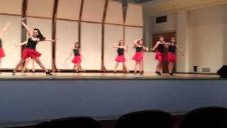 Pure Energy Dance Team - lil Divas - Runaway Baby