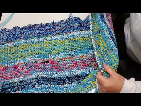 How to make Plarn for Homestead Rugs