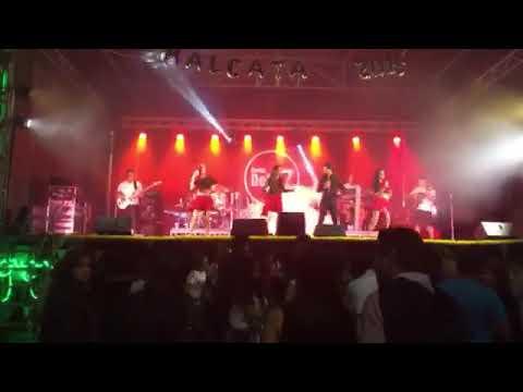 Banda delta7 em Malcata 10/08/2018