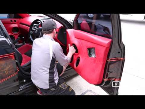 Sharp Trim Customs Car an Auto Repair Shops in Brisbane offering Auto Upholstery