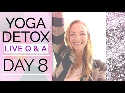 Finale Celebration - Detox Day 8 Live Chat + Q&A