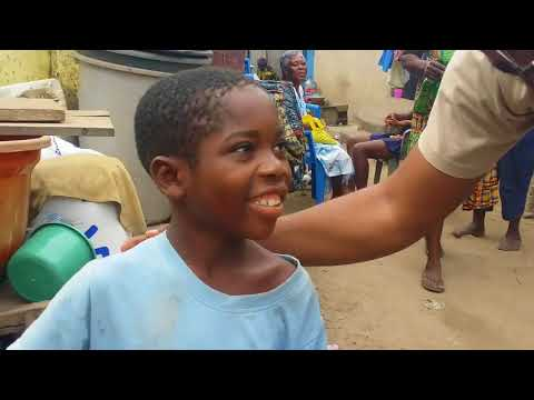 Official video of our recent donations in Ghana