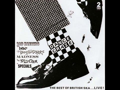 DANCE CRAZE THE ALBUM & CD & CASSETTE VERSIONS (LIVE)