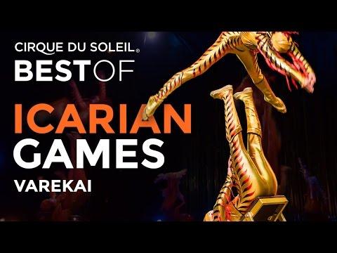 Icarian Games from Varekai | Best of Cirque du Soleil