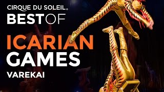 Icarian Games from Varekai | Best of Cirque du Soleil