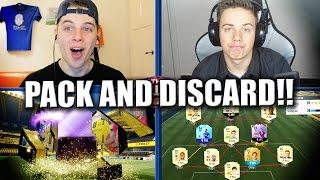 EPIC PACK AND DISCARD BATTLE VS PLAYFIFANL!! FIFA 17 NEDERLANDS