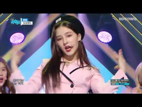 MOMOLAND - Bboom Bboomㅣ모모랜드 - 뿜뿜 (モモランド - プムプム)  [Show Music Core Ep 580]