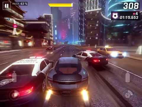 Asphalt 9: Legends - NEW SHANGHAI (ULTRA GRAPHICS)