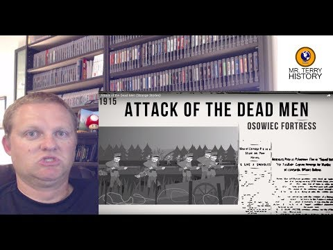 A History Teacher Reacts | 'Attack of the Dead Men' by Simple History