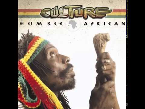 CULTURE -  Where Is The Love /featuting Marcia Griffiths  (Humble African)