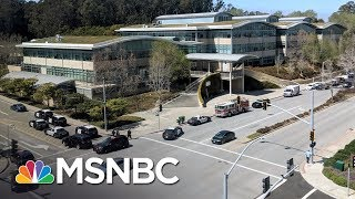 Female Suspect In YouTube Headquarters Shooting Is Dead | MSNBC