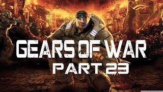 "Gears Of War Walkthrough Part 23 ""A Darksage Let's Play"""