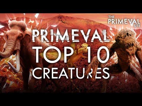 Primeval: Top 10  Creatures