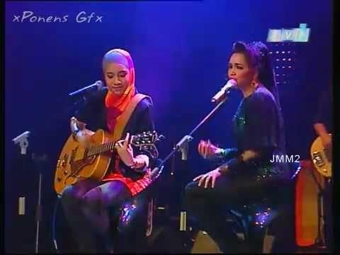 Siti Nurhaliza & Yuna - Dan Sebenarnya (live)