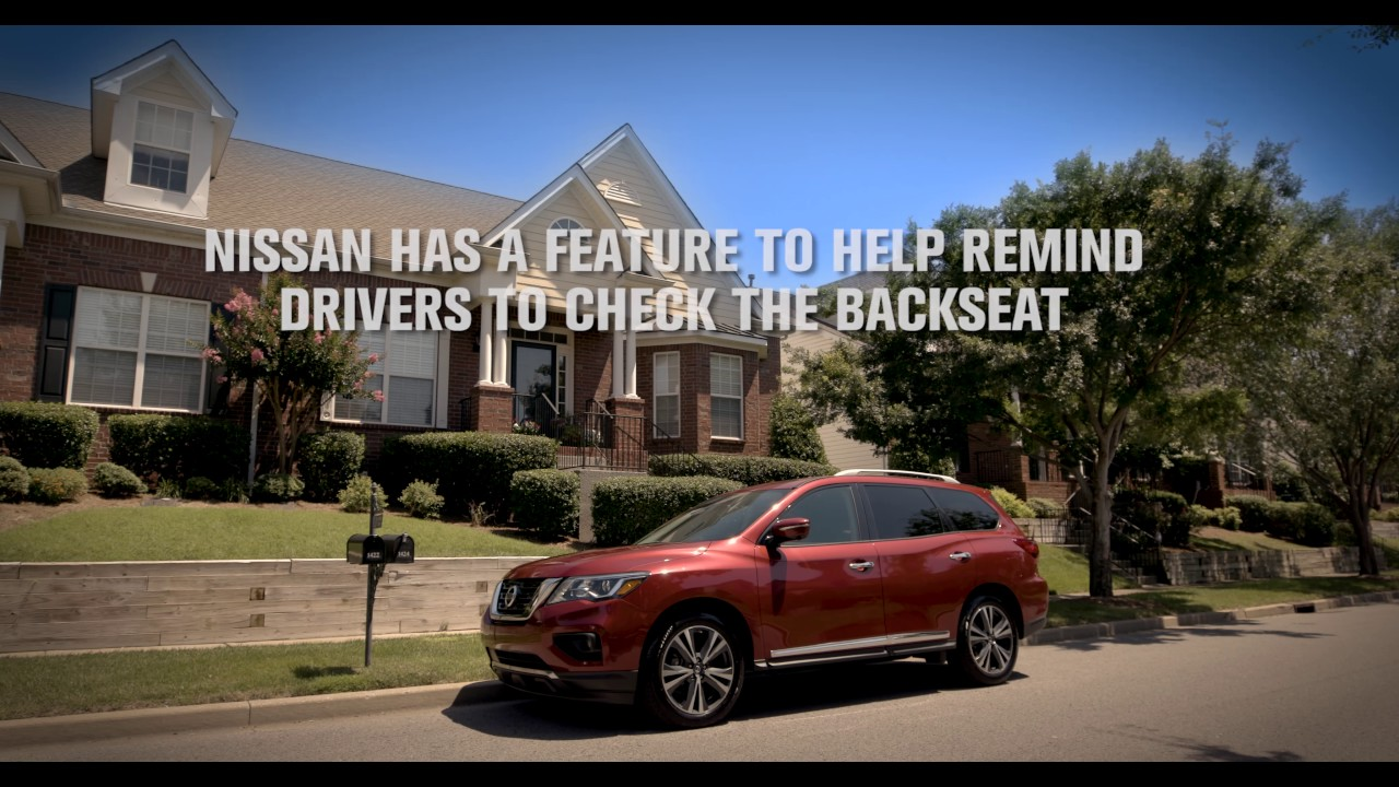2018 Nissan Pathfinder with Rear Door Alert : door alert - Pezcame.Com