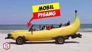 Rela Habis Rp 350 juta Untuk Bikin Mobil PISANG, Dan Mau ikut Drag RACE