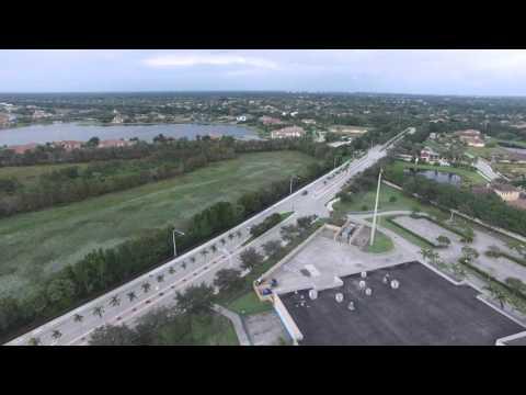 Manatee Bay Elementary School Drone 2015