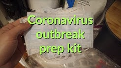 Items you'll need at home during a coronavirus outbreak