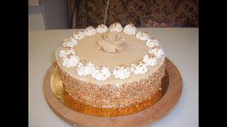 Марципановый торт. Маринкины творинки