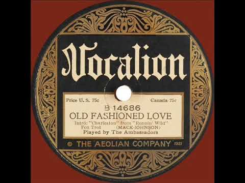 1st RECORDING OF: Charleston - The Ambassadors (1923 Instrumental)