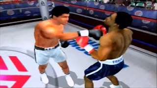 Knockout Kings 2001 (Playstation 2): Intro