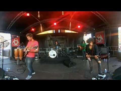Salamander Jive @ Festival Relache #7 St Michel Bordeaux (14/07/2016) v.360