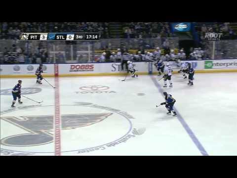 21.02.2015 Pittsburgh Penguins vs. St. Louis Blues
