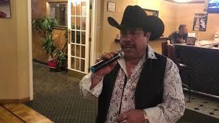 Quisiera Saber de Montez de Durango cover Martín karaoke