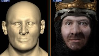 The Face Of Scottish King Robert The Bruce Has Been Digitally Reconstructed
