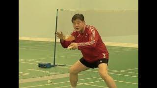 Защита от смеша в парной игре (6) Тренировка ударов об стену-6 (вкладывай душу в тренировки)