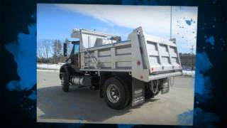 2016 International 4400 Dump Truck for Sale