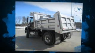 2016 International 4400 Dump Truck for Sale