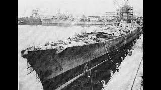 Крейсер Зейдлиц | Пожар на тяжелом крейсере Зейдлиц. Военные корабли. Рассказ | Военные материалы