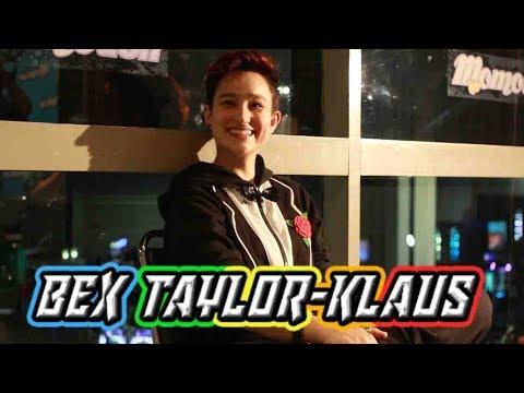 Voltron's Bex TaylorKlaus   MomoCon 2018