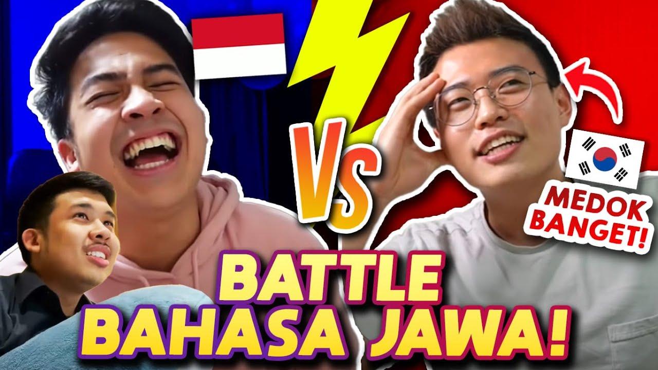 BATTLE BAHASA JAWA: JEROME VS KOREA REOMIT! SIAPA YANG MENANG KALI INI!?