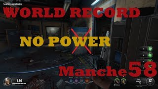 WORLD RECORD NO POWER Co-op CLASSIFIED ROUND 58