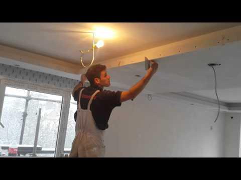 gipsani radovi sulfiti spusten plafon