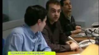 Operador de equipos de radio y televisión / Operadora de equipos de radio y televisión. Ocupaciones. SAE.