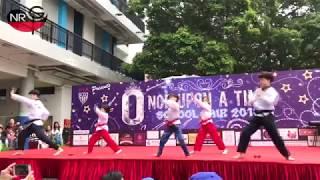 Hongkong Taekwondo performance at Kowloon Junior S